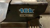 Reese 16 K Fifth Wheel