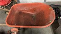 Wheelbarrow: Flat Tire