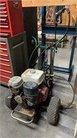 Honda Engined Gx 340 Max Engined Pressure Washer