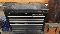 Craftsman Top & Bottom Box With Contents