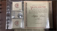 Ancient Coins Of The World, Replica Coins Books