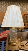 2 Flats: 2 Lamps, Colored Glass