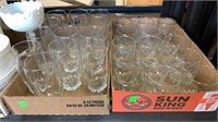 4 Flats Drinking Glasses, Small Kitchen Appliances