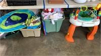 Bouncer, Stuffed Animals,floatie, Pack N Play