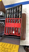 Assorted Drill Bits & Indexes