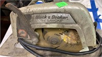Black & Decker Sawcat Saw