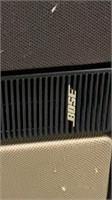 2 Bose Speakers