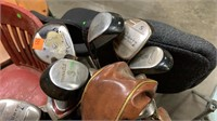 Golf Bag & Clubs