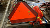 Road Safety Triangles, Safety Vest