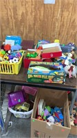 Assorted Kids Toys And Games