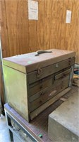 Assorted Hand Tools, Toolboxes W Contents