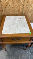 Marble Insert Coffee & End Table