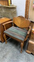 Waterfall Chest, Vanity, Chair, Nightstand