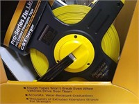 5 Cst/ Berger Pro Series Zip Line Tape Reels