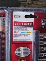 Craftsman Metric & Inch Wobble Ratchets