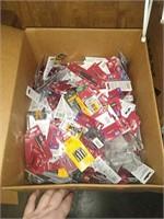 Box Lot Of Assorted Driver Bits