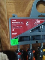 Ace Hardware Metric & Standard Nut Driver Sets