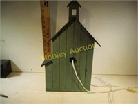 SCHOOL BIRD HOUSE