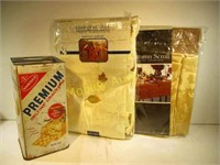 TIN&TABLE CLOTH COVERS