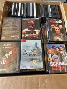 Large Box Of Dvds 19x22x12 Other Items For Sale 1 Listings Tractorhouse Com Page 1 Of 1