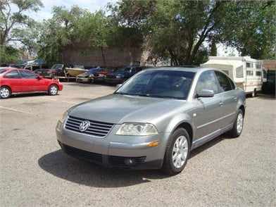 Trinkle Volkswagen Christmas Parade 2020 2003 VW PASSAT GLS 1.8T #080610 Other Items For Sale   1 Listings