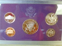 1991 Proof Set