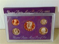 1992 Proof Set