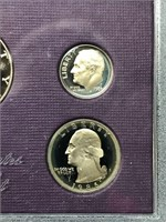 1986 Proof Set