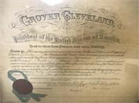 Grover Cleveland