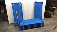 Children nap cots