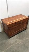 Cedar hope chest