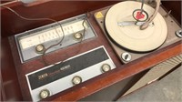 Zenith Console Record Player
