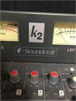 Soundcraft Mixer