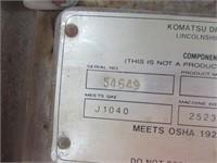 1994 1994 KOMATSU WA120