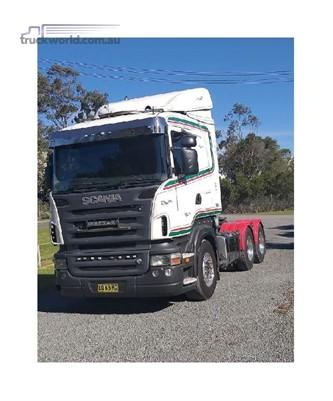 2007 Scania R500 - Trucks for Sale