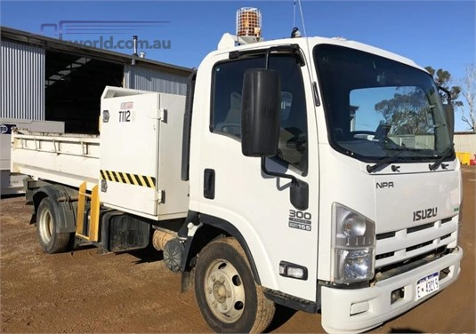 2014 Isuzu NPR300 Truck Traders WA - Trucks for Sale