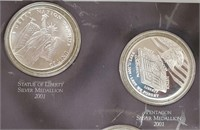 UNITED STATES FREEDOM COLLECTION .999 SILVER (104)