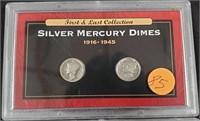 RARE NICELS & SILVER MERCURY DIMES (85)