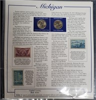 STATEHOOD QUARTERS COLLECTION (110)