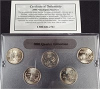 1999-2000-2001 - STATE QUARTER COLLECTION (61)