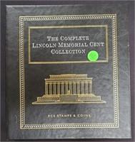 LINCOLN MEMORIAL CENT COLLECTOR BOOK (112)