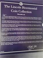 THE LINCOLN BICENTENNIAL COIN COLLECTION (196)
