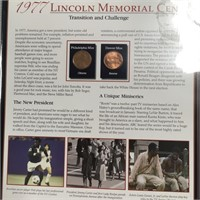 THE LINCOLN BICENTENNIAL COIN COLLECTION (189)