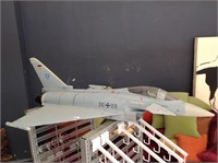 RC , German jet aircraft ,51 inches long