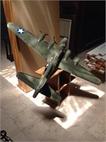 RC US Army Air Force bomber,A DF , 45 inches long