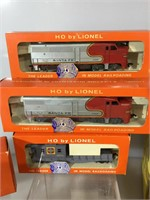 Lionel HO train , new in boxes , Lionel shipping