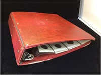 Binder with 2 sheets of US Coins - Indian head