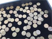 1950's Wheat Pennies