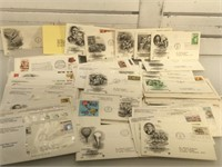 Lot of First Day Covers