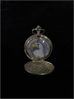 Al Agnew Bald Eagle pocketwatch - not currently